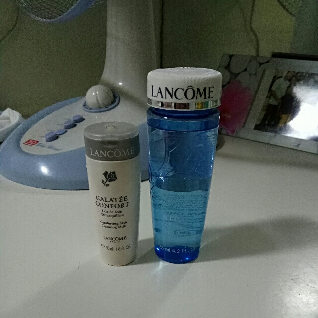 authentic lancome make up remover