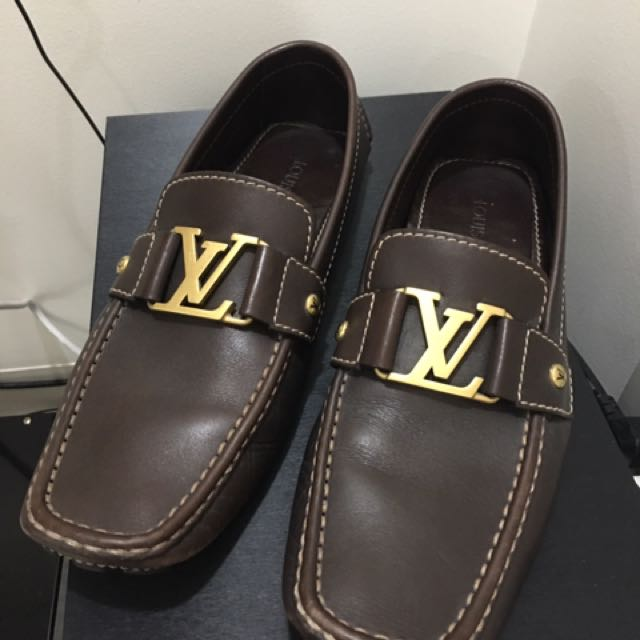 Authentic Louis Vuitton Loafers