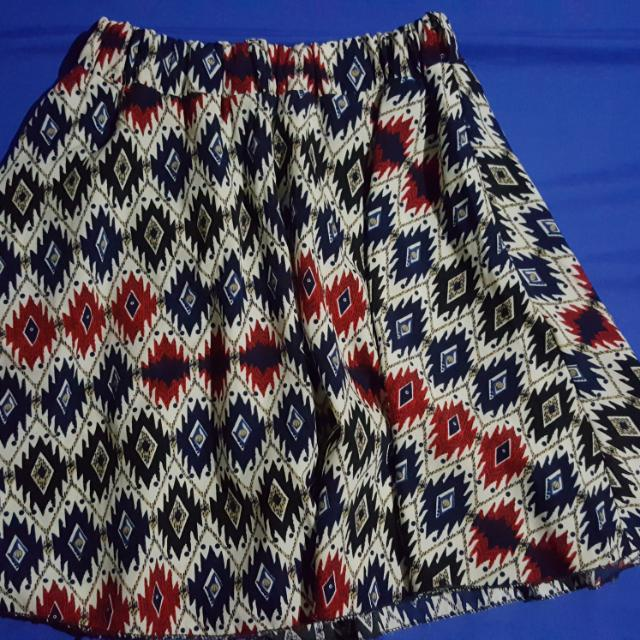 Aztec Skaters Skirt