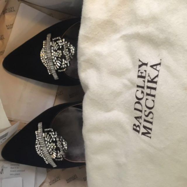 Badgley Mischka Daryn heels
