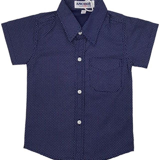 Kemeja Batik Untuk Bayi: Baju Kemeja Budak, Bayi & Kanak-kanak, Pakaian Budak