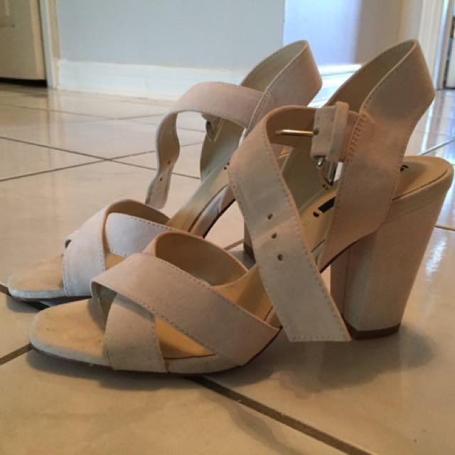 Basically brand new heels