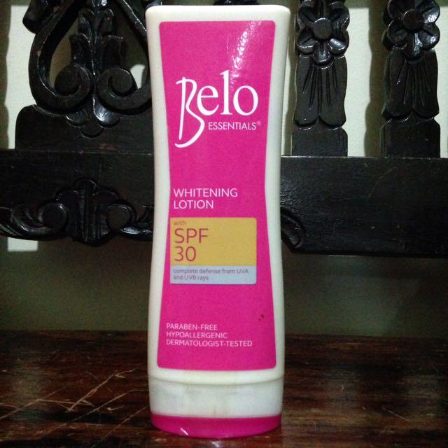 Belo Whitening Lotion