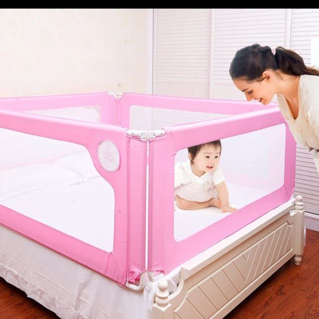 ️Best Selling ! Safety Baby Bed Guard FOR KIDS AGE 0 - 5 ...