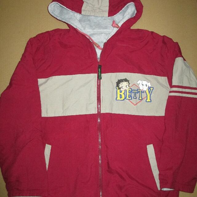 Betty Booper jacket