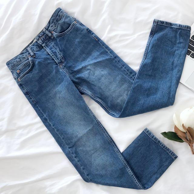 BN TOPSHOP Moto Jeans