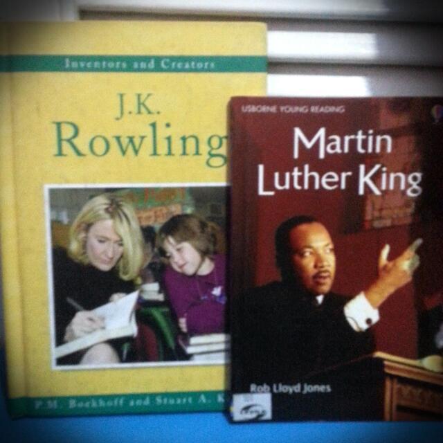 Biography Book Bundle