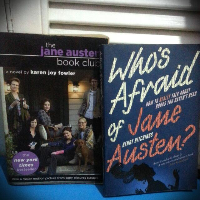 Jane Austen Book Club Bundle