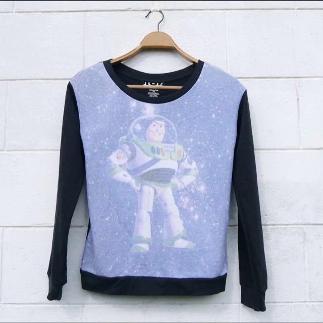 Buz Lightyear Sweater