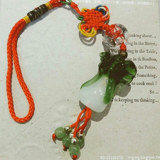CAGE】古風傳統吊飾