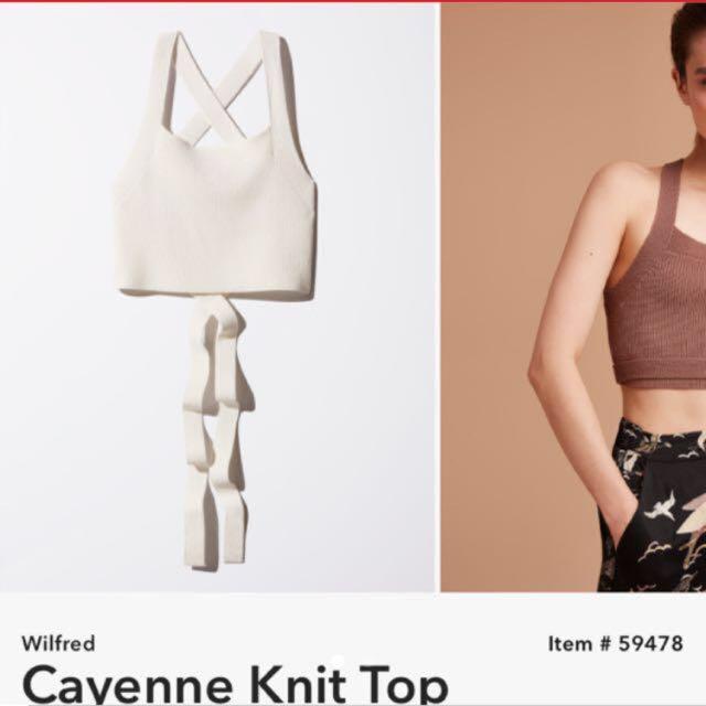 Cayenne Top
