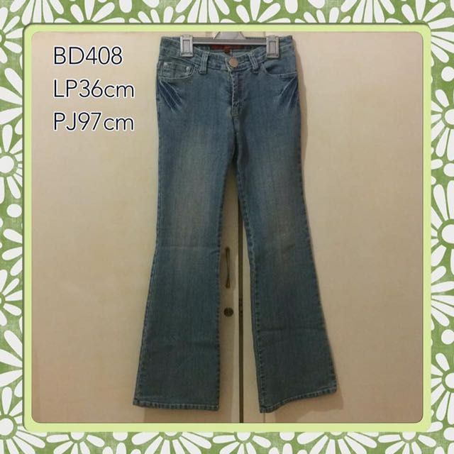 Celana jeans BD408