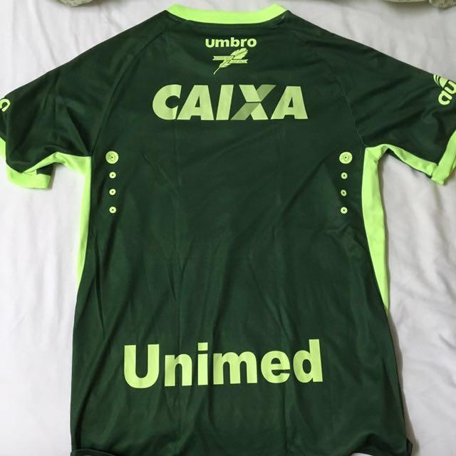 233ee7b4551 Chapecoense football jersey, Sports, Athletic & Sports Clothing on ...