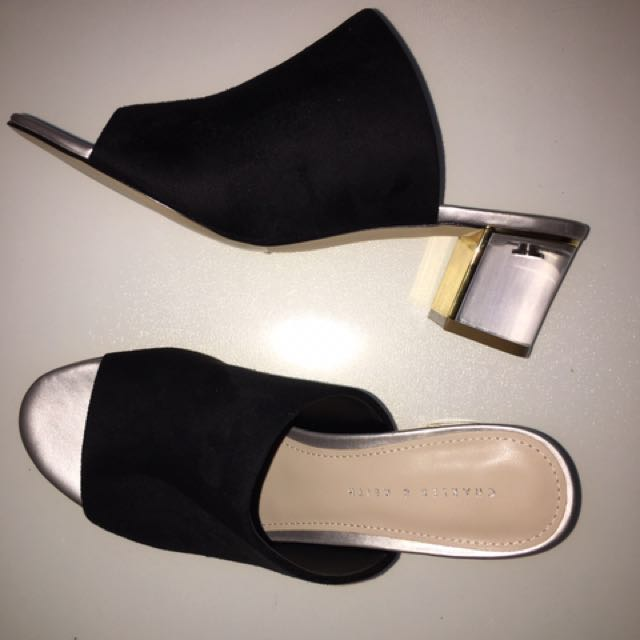 Charles & Keith Mules