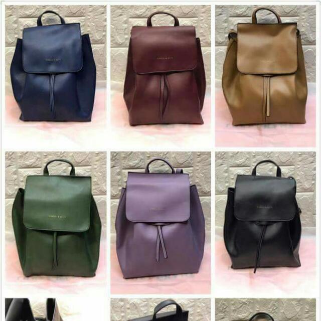 Charles & Kieth Bag Pack