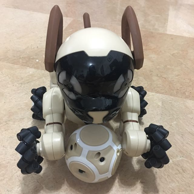 CHiP Robot Dog, Toys & Games, Bricks & Figurines on Carousell