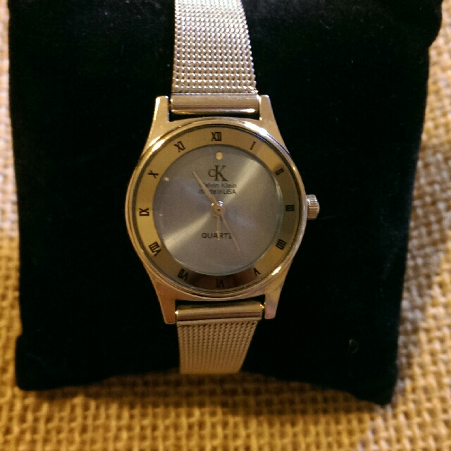 CK Women's Watch, Made in USA