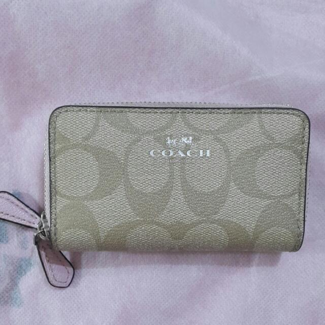 COACG 零錢包 卡包 多層