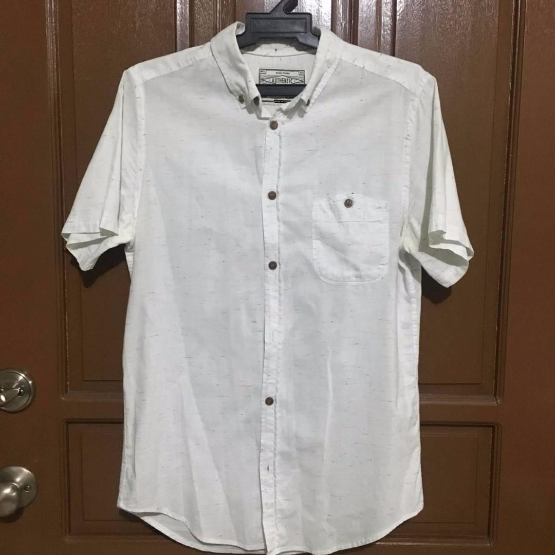 Cotton On White Polo
