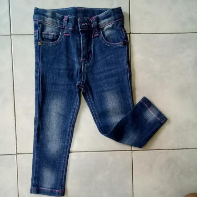 Crib Couture Skinny Jeans (repriced)P150!