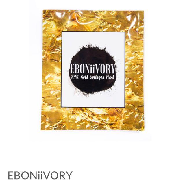 Ebonii Ivory Face Masks