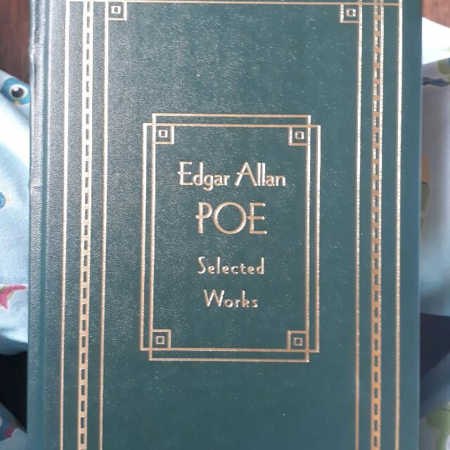 Edgar Allan Poe's Selected Work