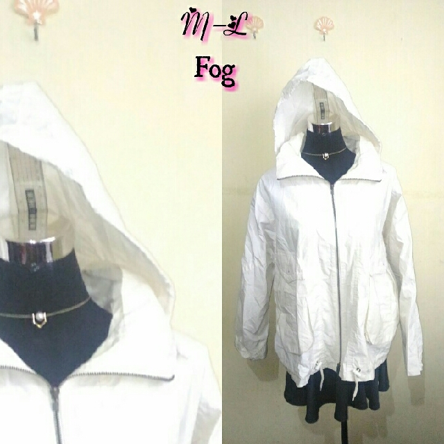 FOG off white jacket