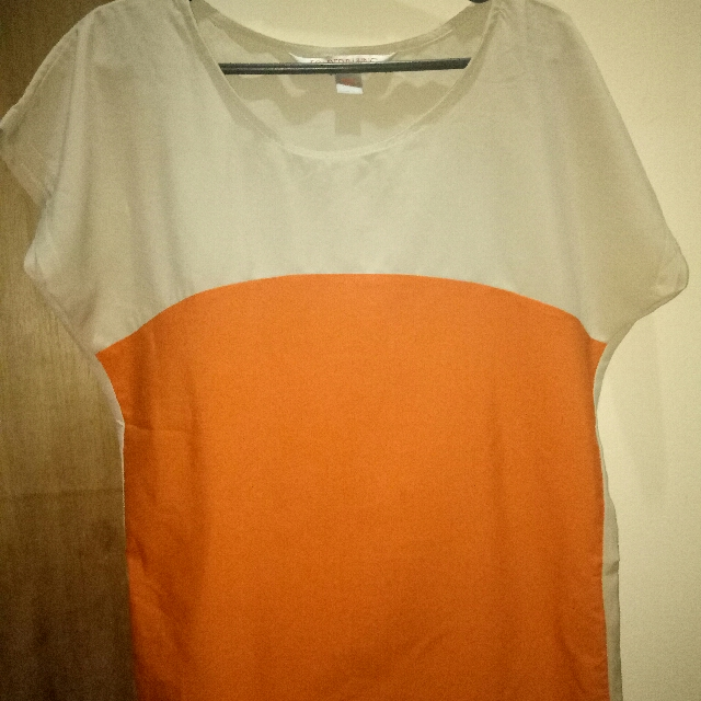 Folded And Hung blouse