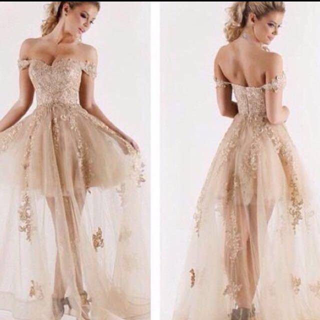 FORMAL DRESS; Portia And Scarlett Fairytale Gown, Women\'s Fashion ...