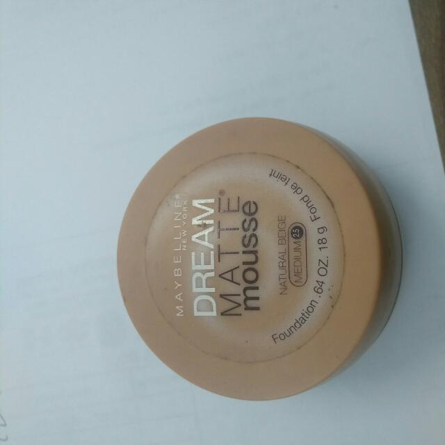 Foundation Maybelline