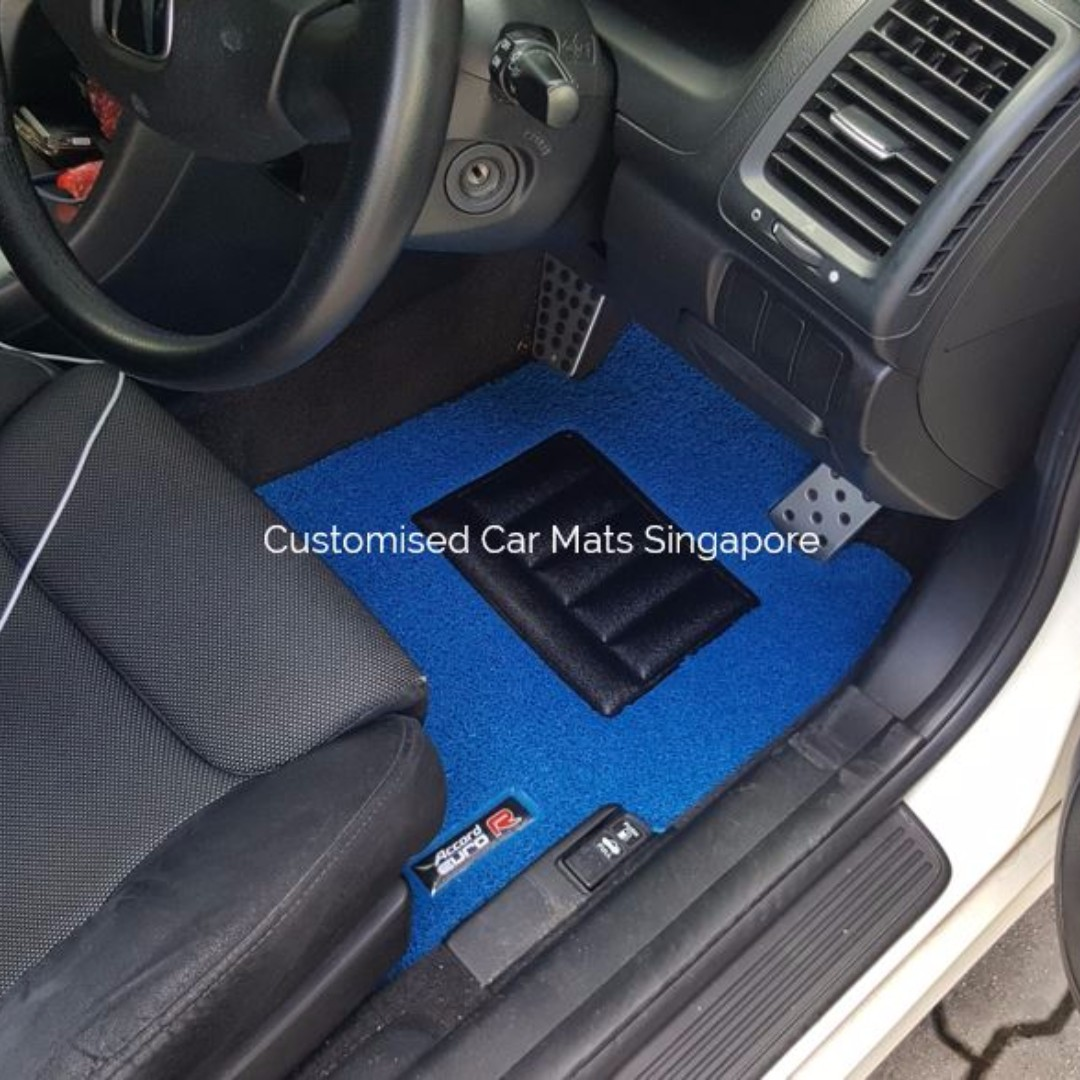 Free Delivery Custom Made Car Mats Car Accessories On Carousell