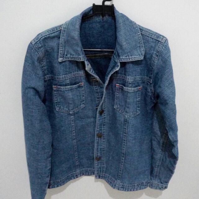 Free Jacket Jeans