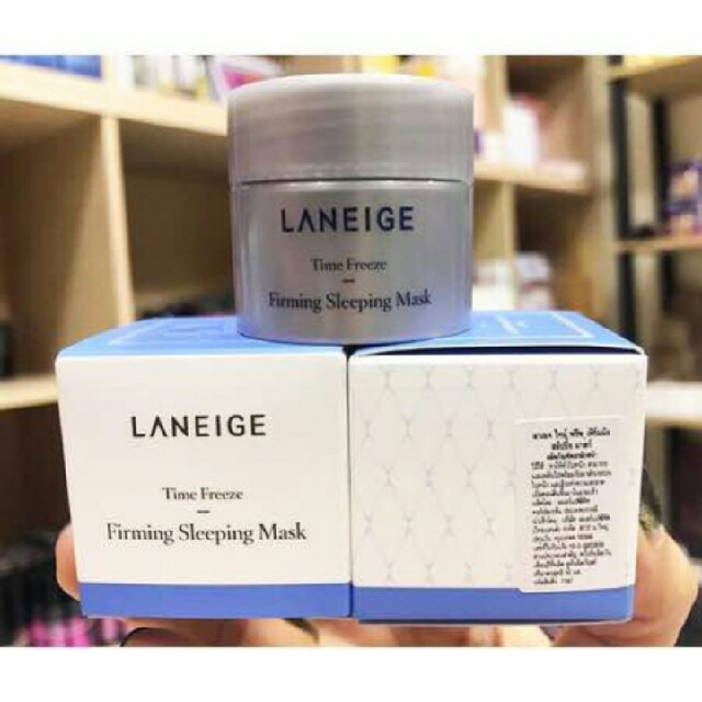 Free Ongkir!! LANEIGE Time Freeze Firming Sleeping Mask