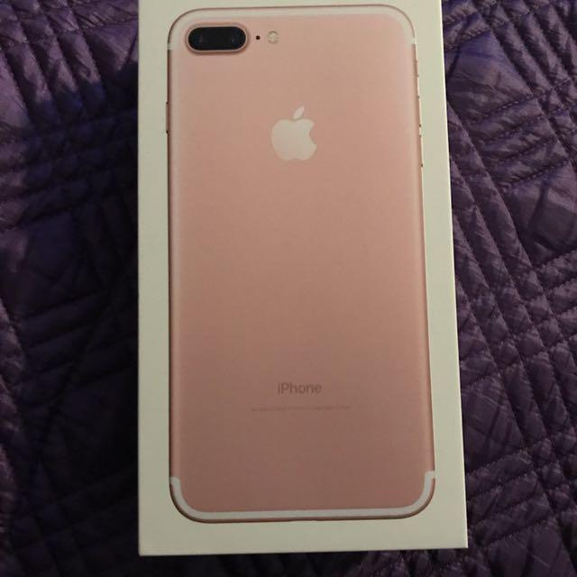 Genuine iPhone 7 plus 32 Gb