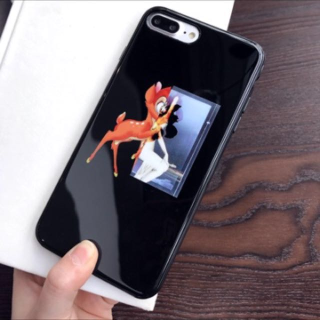 Givenchy Bambi iPhone 7plus Case