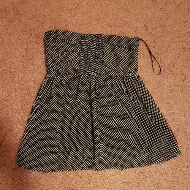 Glassons Size 10 Strapless Top