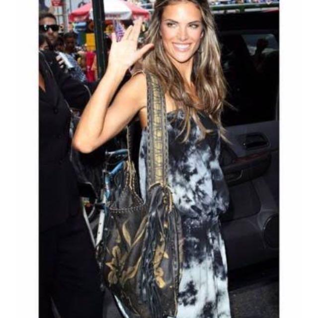 Gypsy 05 Talula 100% Silk Tie Dye Maxi Dress - Arnhem Spell Style - Nina Proudman Lover