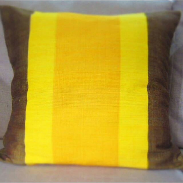 Handwoven Pillowcases (2)