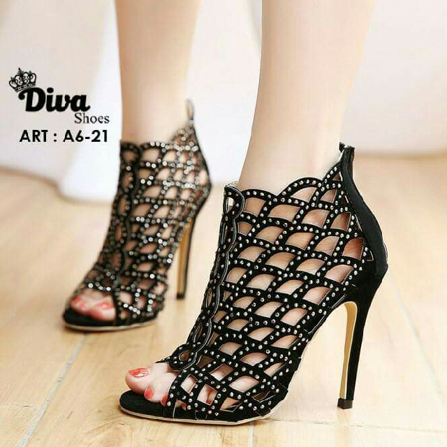 High Heels (Harga Promo Cuci Gudang Import)