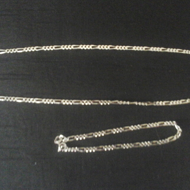 SPECIAL SPECIAL high quality Stealing silver necklace and bracelet set
