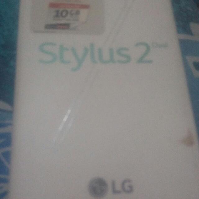 Hp Lg Stylush 2