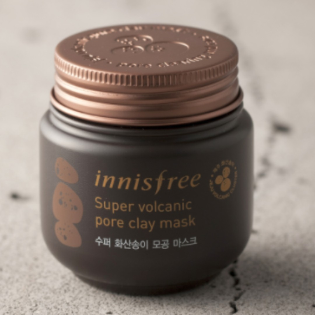Innisfree - Super Volcanic Pore Clay Mask