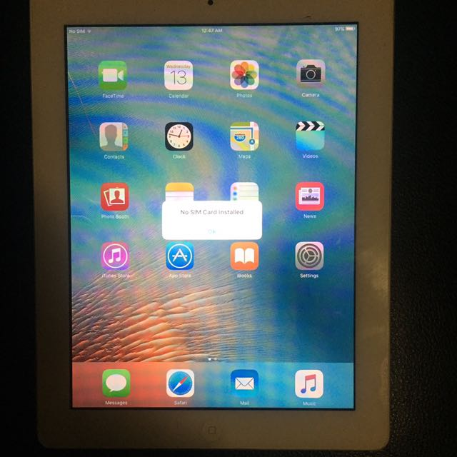 iPad 2 64gb wifi 3g