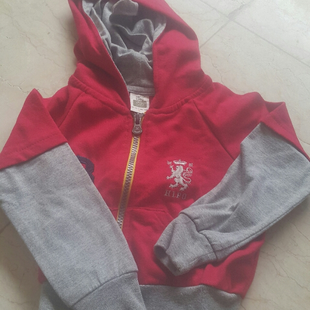 jaket hoodie baby