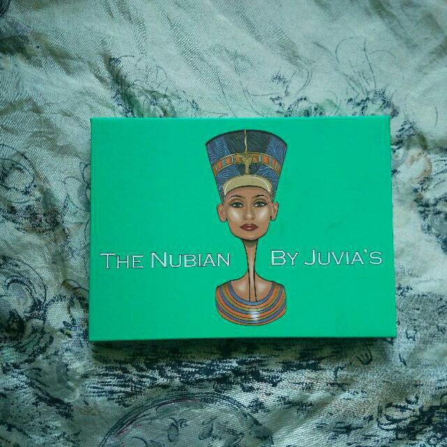 juvia's place nubian eye shadow palette