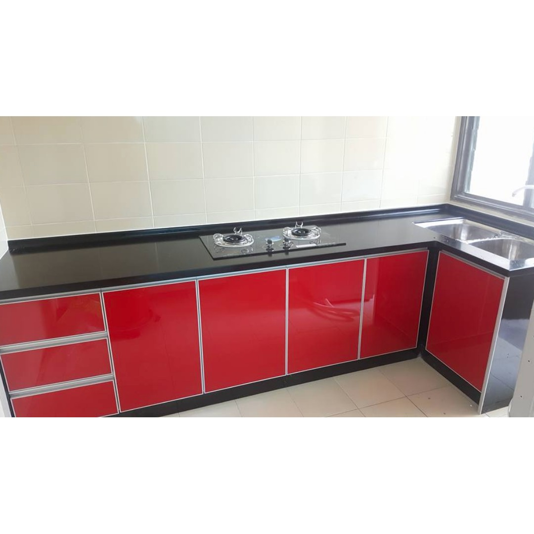 Kabinet Dapur Kitchen Cabinet 3g Custom Home Furniture Others On Carou