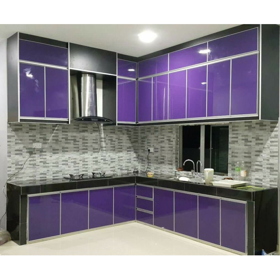 Kabinet Dapur 3g Gl Murah Desainrumahid