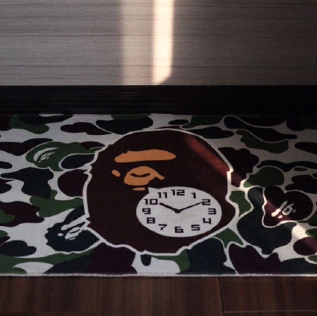 karpet bape custom