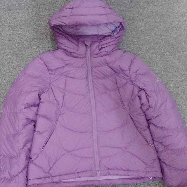 Kathmandu down jacket 650