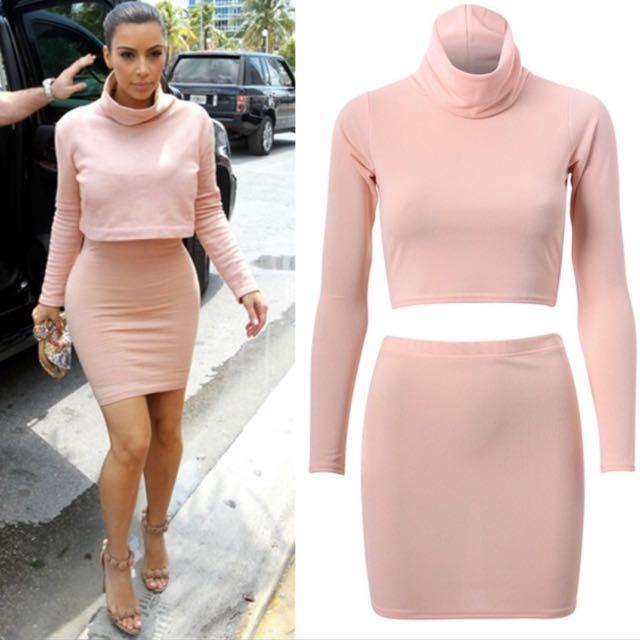 Kim Kardashian Inspired Set